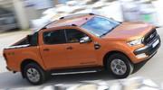 Essai Ford Ranger 3.2 TDCi 200 Double Cab Wildtrack BVA : Goût d'Amérique