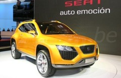 Seat Tribu : premier SUV hispanique