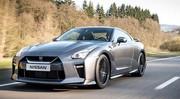 Essai Nissan GT-R 2017 : l'ultime évolution…