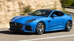 Essai Jaguar F-Type SVR : Une méchante de James Bond