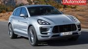 Futur Porsche Cayenne : Le prochain Cayenne filmé en montagne