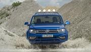 Essai Volkswagen Amarok (2016) : un pick-up « high luxe »