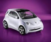 Toyota IQ Concept : Une Smart japonaise