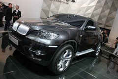 BMW X6 : Sport Activity Coupe