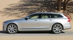 Essai Volvo V90 (2016) : Le plus beau break