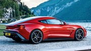 Aston Martin Vanquish Zagato : 99 exemplaires seulement