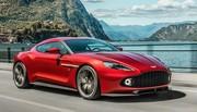 Aston Martin Vanquish Zagato : 99 exemplaires