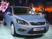 Ford Focus restylée : Un air de famille