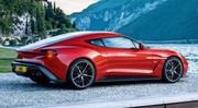 Aston Martin Vanquish Zagato : 99 exemplaires pour la postérité