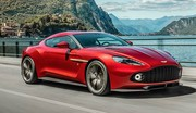 L'Aston Martin Vanquish Zagato sera tirée à 99 exemplaires