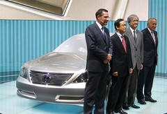 Lexus IS-F : le choc de Francfort