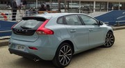 Essai Volvo V40 : La vie en bleue