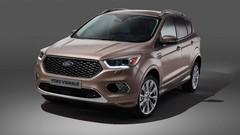 Ford Kuga Vignale : il arrive en septembre