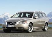 Volvo V70 newlook : Un break de luxe à la scandinave