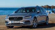 Essai Volvo V90 : le grand break, Volvo sait y faire !