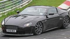 Aston Martin Vantage 2017 : premiers spyshots de la petite Aston