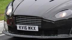 1ères images pour la future Aston Martin Vantage 2017
