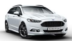 Ford Mondeo ST-Line : un premier pas vers le sport