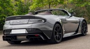 Aston Martin Vantage GT12 Roadster : l'unique !