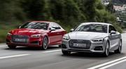 Audi A5 et S5 : formes et réforme