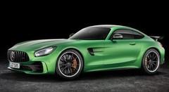 La Mercedes-AMG GT R 2016 dévoilée au Festival of Speed de Goodwood
