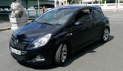 Marche arrière: L'Opel Corsa D OPC