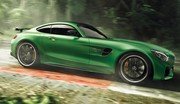Mercedes-AMG GT R : Lewis Hamilton en vidéo dans « l'enfert vert »