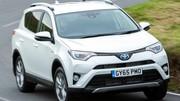 Essai Toyota RAV4 Hybrid AWD : Une Lexus pour le peuple