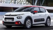 Citroën C3 2016 : les premières photos officielles en fuite sur le Web