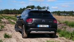 Essai Citroën Cactus Rip Curl : Grip Control