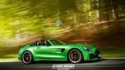 Mercedes-AMG confirme la future GT Roadster 2017