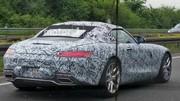 Mercedes-AMG GT : spyshot de la future version Roadster