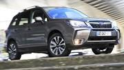 Essai Subaru Forester 2.0D Sport Exclusive : Le charme de l'ancien