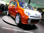 Renault Kangoo Compact Concept : Petit frère