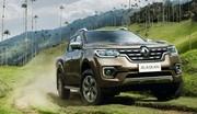 Renault Alaskan 2016 : infos et photos du nouveau pick-up Renault