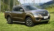 Renault Alaskan : Le pick-up Alaskan en habits de série