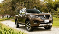 Renault dévoile la version de série de son pick-up Alaskan
