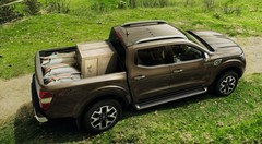 Renault Alaskan : le losange a son pick-up