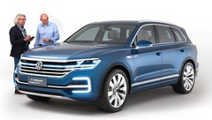 Volkswagen T-Prime : visite guidée du quasi Touareg