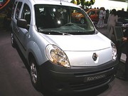 Renault Kangoo II : Changement dans la continuité
