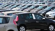Coup de frein du marché automobile français atone en juin