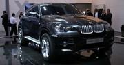 BMW Concept X6 : un nouveau segment est né