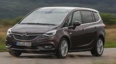 Essai Opel Zafira restylé 2016 : toujours le plus habitable