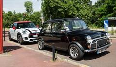 Mini vs Mini : le choc des générations !