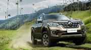 Renault Alaskan : Le Hilux version Renault !