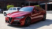 Essai Alfa Romeo Giulia : La propulsion est de retour