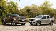 Deuxième pick-up pour Renault avec l'Alaskan