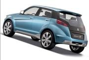 Mitsubishi cX Concept : Ne m'appelez pas Citroën