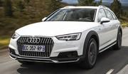 Essai Audi A4 Allroad (2016) : L'atout charme