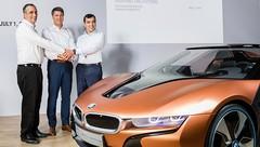 BMW, Intel et Mobileye : les rois de la conduite autonome